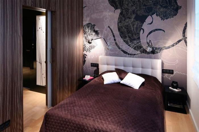Маленькая спальня и особенности ее дизайна