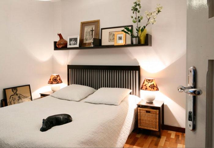 Маленькая спальня 6 кв м, фото