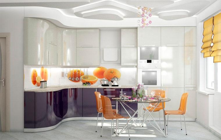 Чем отделать стены на кухне – идеи, фото