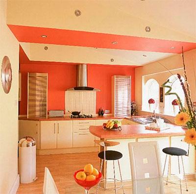 Веселые цвета – оранжевый и желтый