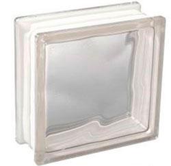 Межкомнатная перегородка из люксферов или стеклоблоков