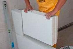 Бетонные блоки из газобетона