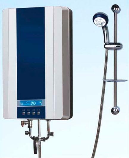 Электрический накопительный нагреватель воды