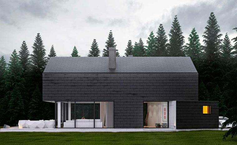 Современные отделочные материалы для фасадов частных домов
