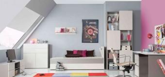 Комната подростка – дизайн интерьера