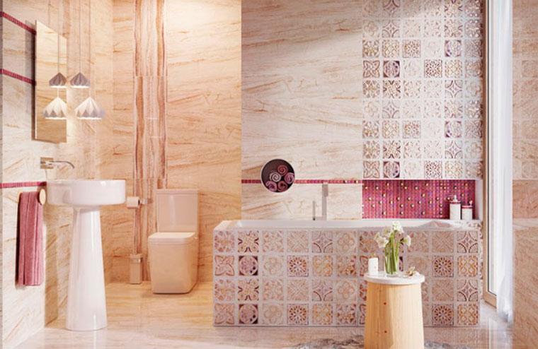 Новинки весны 2016 от производителей керамической плитки – стильный «персидский ковер»