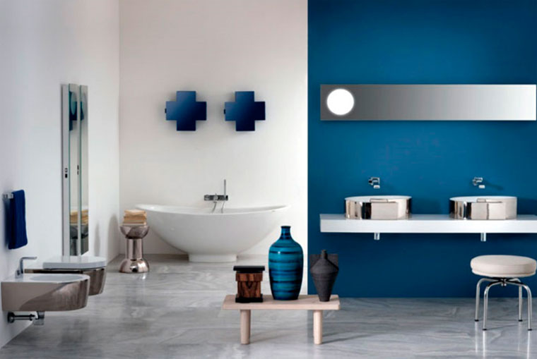 Новости для ванных комнат с ярмарки в Милане iSaloni 2016