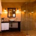 Дизайн ванных комнат с душевыми кабинами