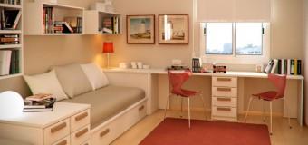 Как расставить мебель в маленькой комнате?