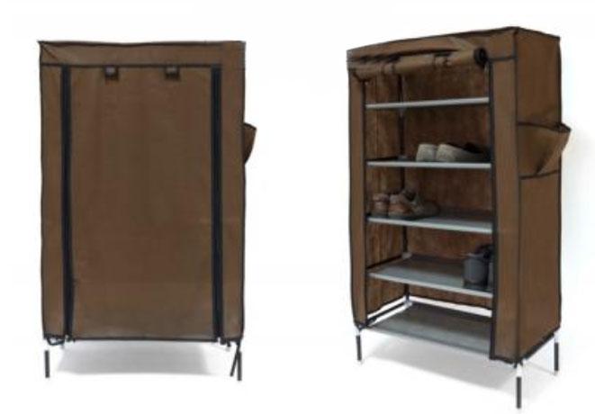Текстильный шкаф
