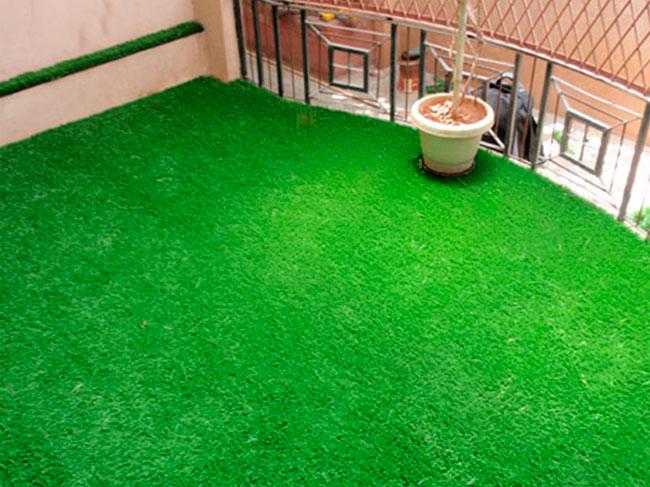 Декоративная трава в интерьере