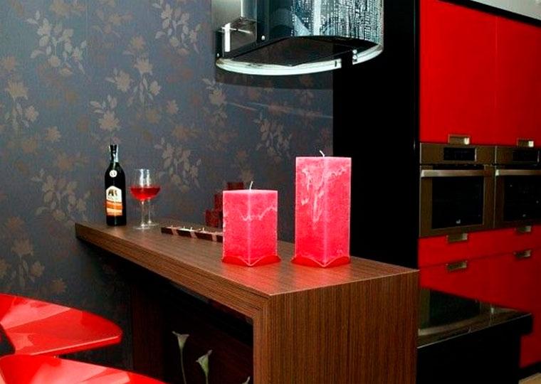 бар возле стены