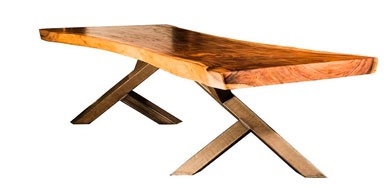 Современная мебель из дерева