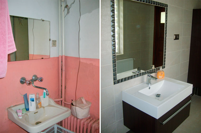Как правильно сделать ванную комнату в квартире