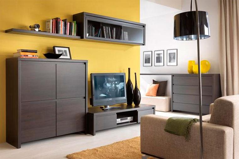 Какие дополнения будут соответствовать мебели венге?