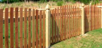 Из чего сделать забор на даче недорого?