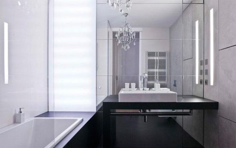 Настенные зеркала для ванной