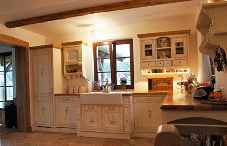Деревенские кухни в английском стиле – дизайн, фото