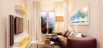 Маленькая комната – идеи ремонта