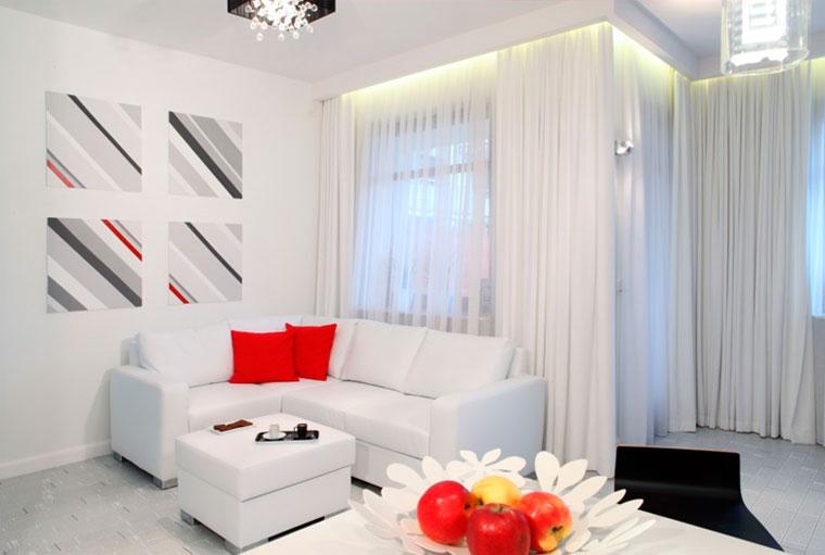Идеи дизайна маленькой комнаты – фото