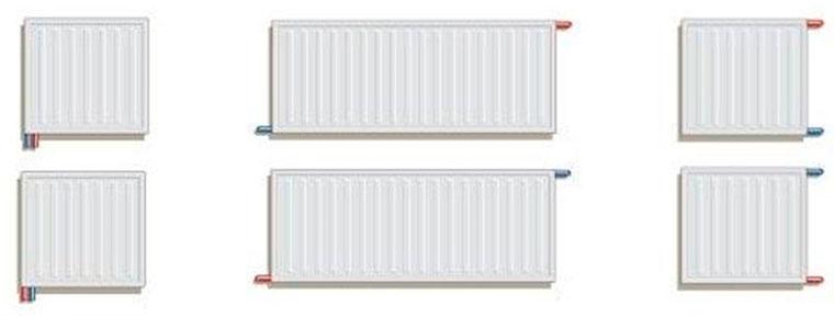 Как подключить радиатор?
