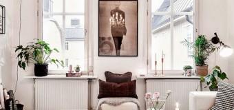 Скандинавский стиль в интерьере квартиры – фото