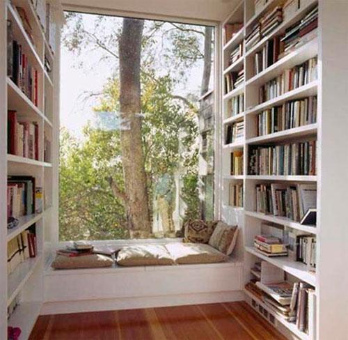 Библиотека с прекрасным видом