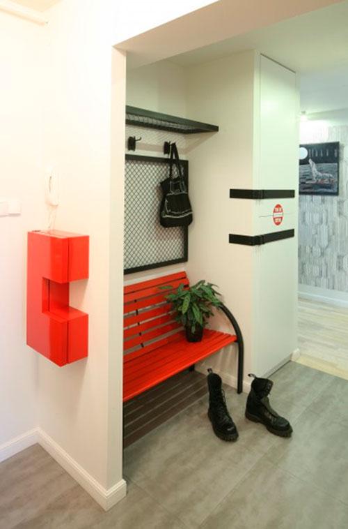Стены маленькой прихожей – варианты отделки