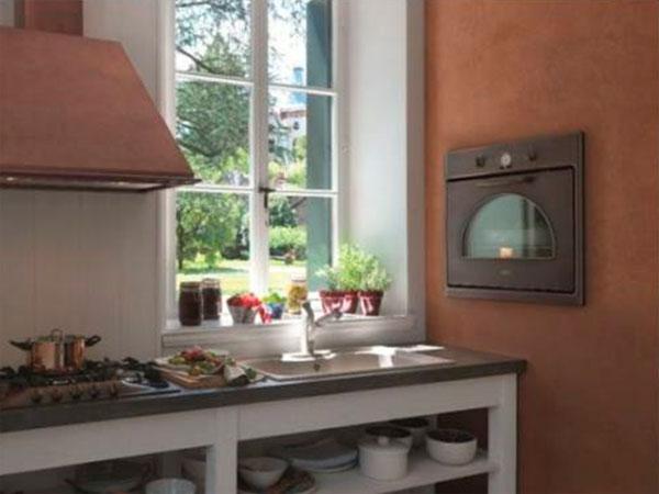 Натуральные цвета и стиль кантри в интерьере дома – фото