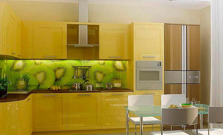 Панели на кухню вместо плитки