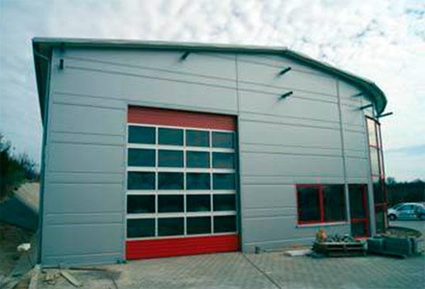 Металлические панели для отделки фасада дома с утеплителем