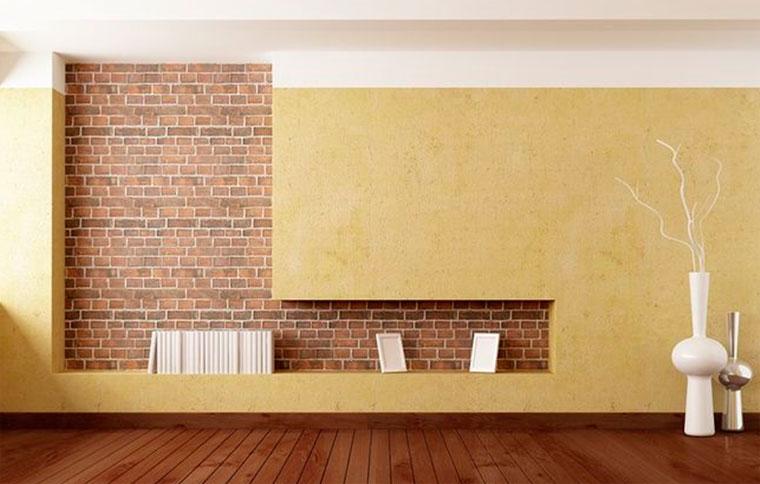 Декоративная штукатурка для отделки стен