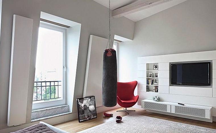 Как часть мебельного гарнитура
