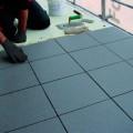Плитка на балкон на пол