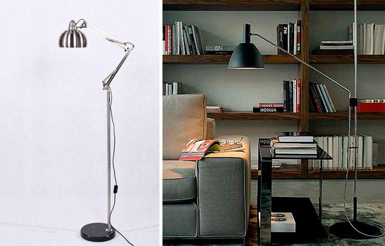 Альтернатива для настольной лампы в комнате школьника