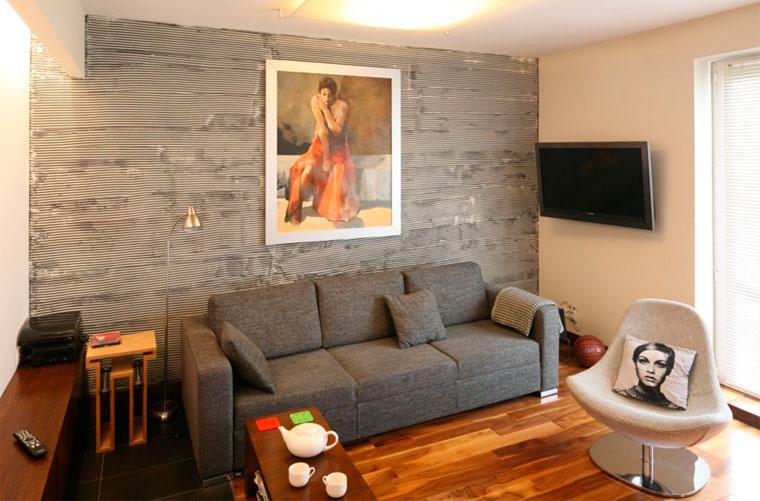 Как сделать уютной маленькую комнату?