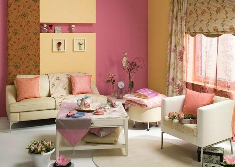 Как сделать уютной маленькую комнату – фото