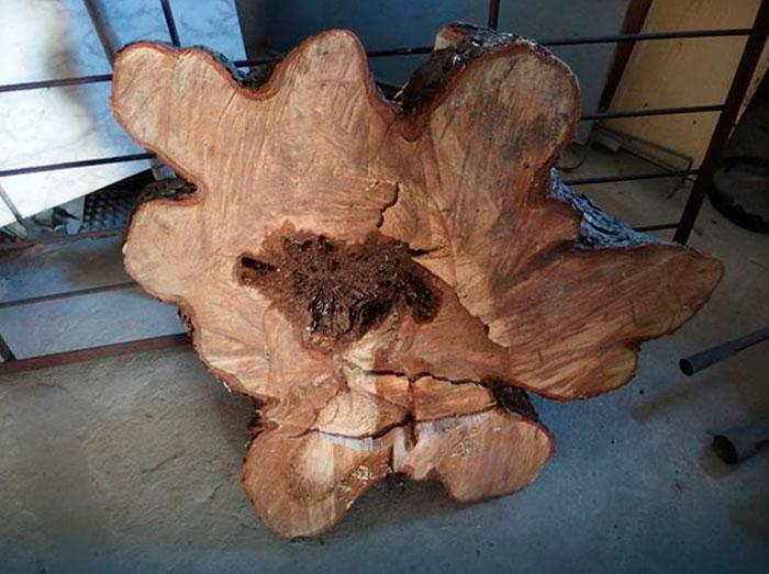Предварительная обработка древесины