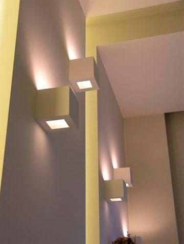 гипсовые светильники