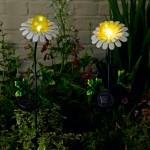 Солнечные светильники для дачи