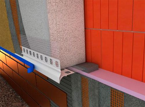 Утепление фасада дома пенопластом своими руками видео