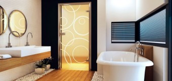 Как правильно выбрать двери в ванную комнату и туалет
