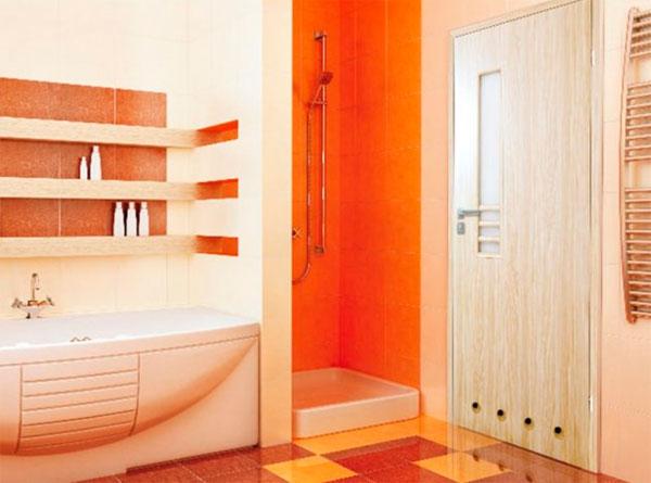 Как выбрать двери в ванную комнату правильно