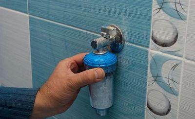 умягчитель воды для стиральной машины