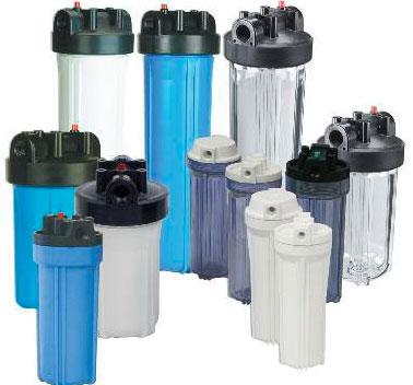 Магистральные фильтры для очистки воды