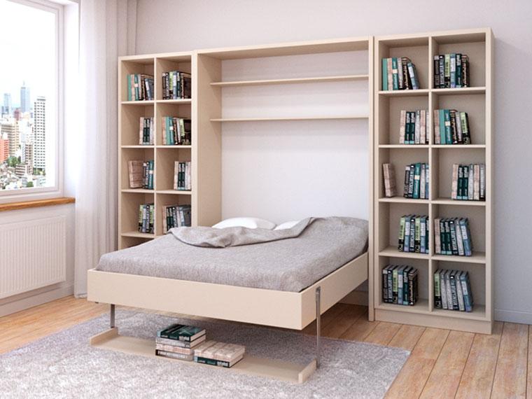 Двуспальная кровать или диван