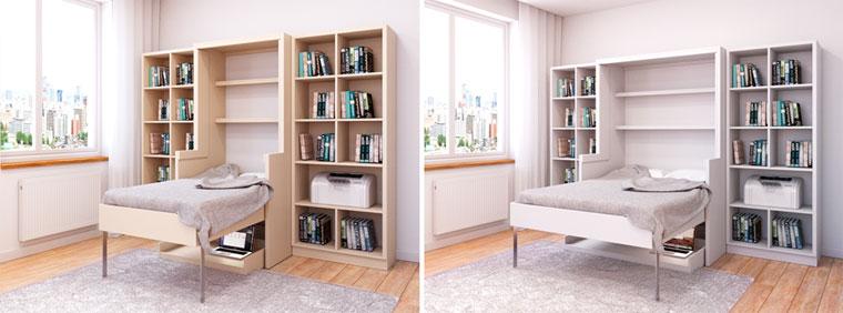 Стол - кровать для малогабаритной квартиры