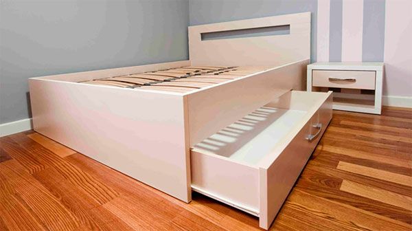 кровать-шкаф для малогабаритной квартиры