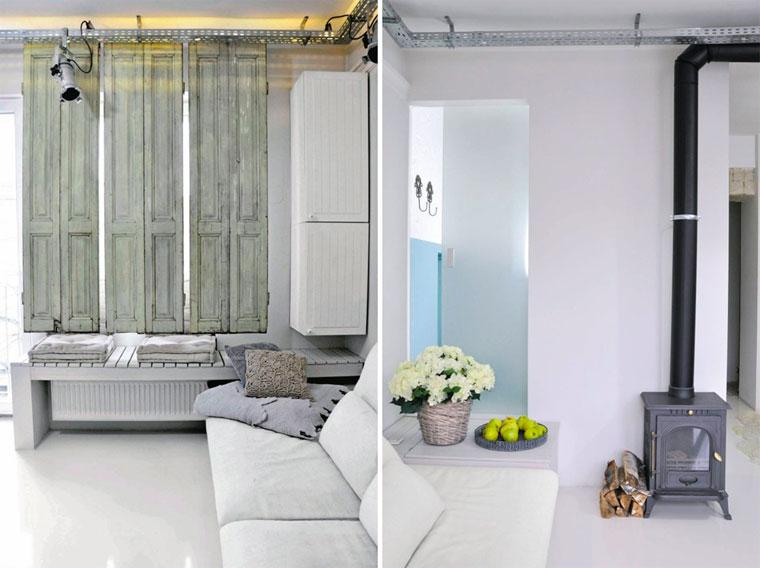 Стиль лофт в интерьере маленькой квартиры – фото