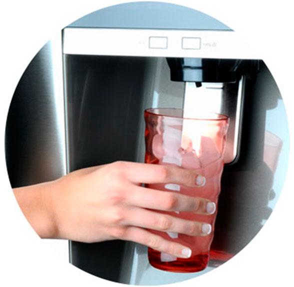 дозатор охлажденной воды